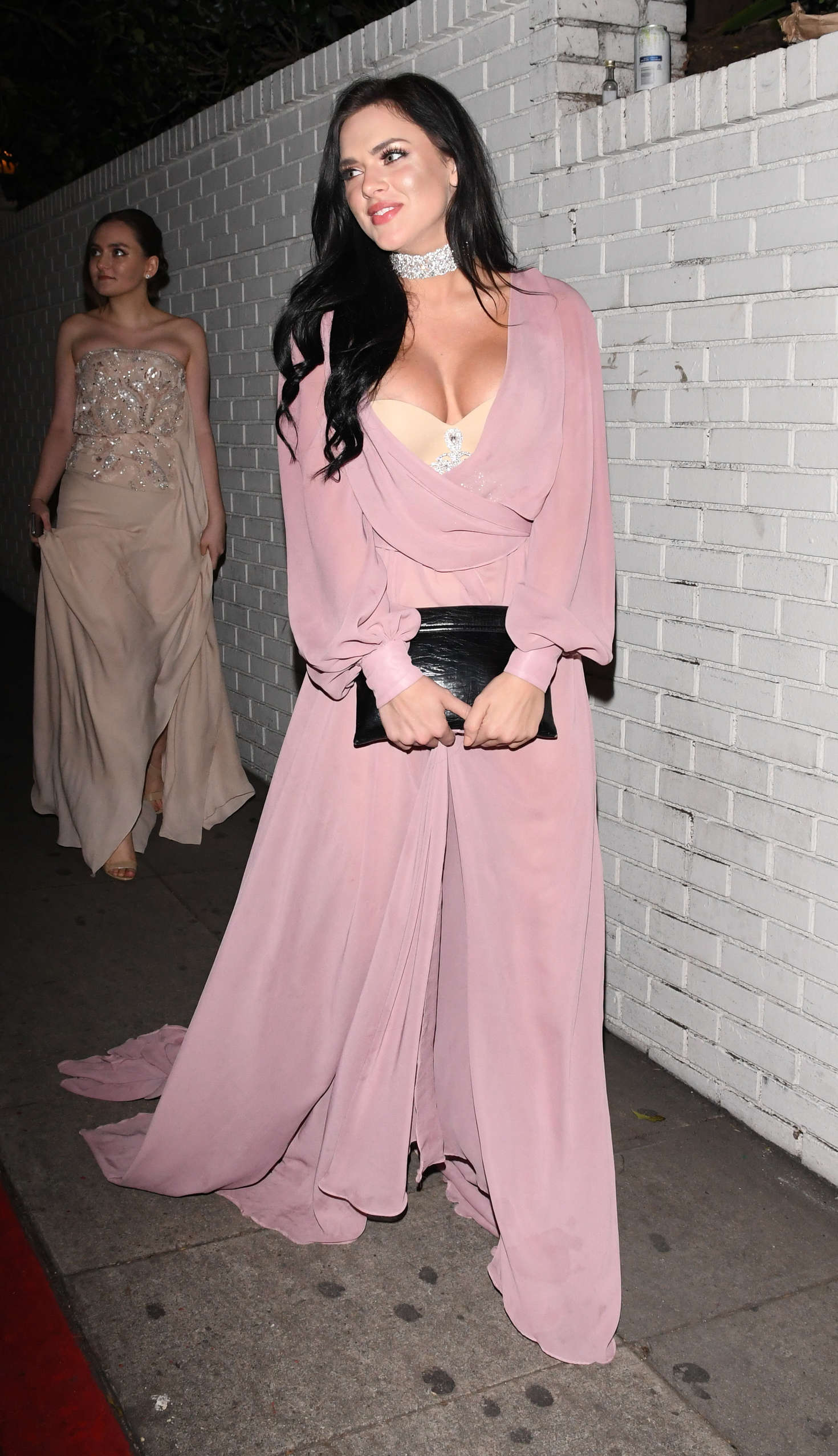 Abigail Ratchford At Chateau Marmont Hotel In West