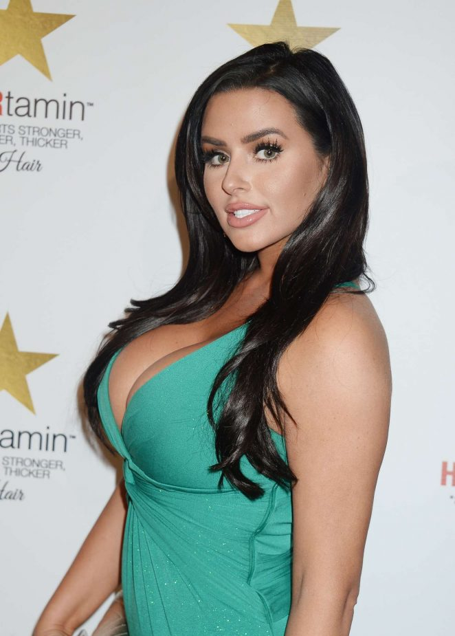Abigail ratchford hairtamin goes hollywood event 06 for Abigal ratchford