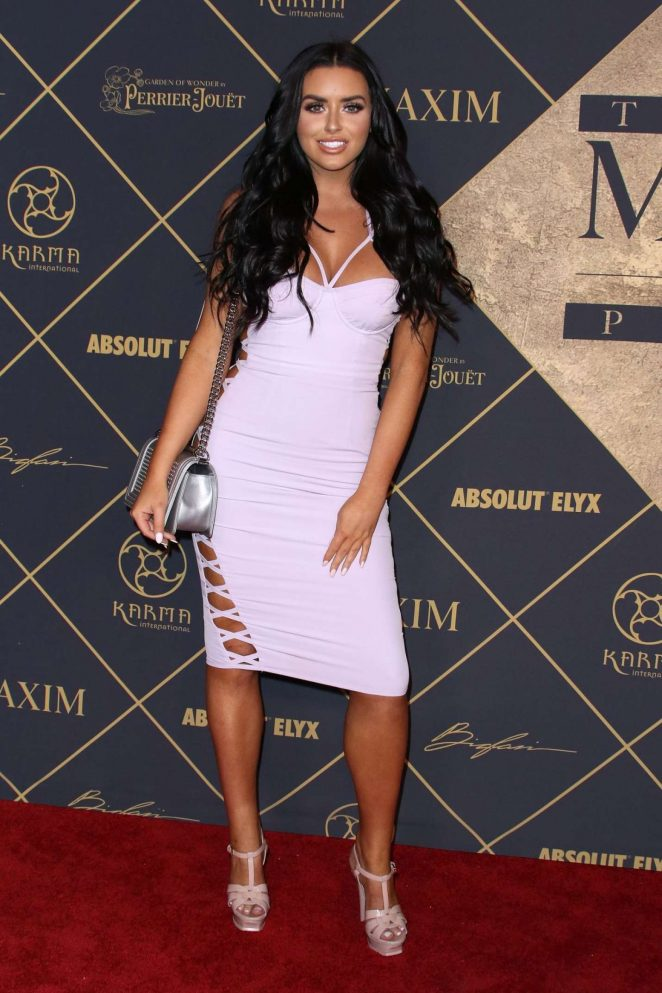 Abigail Ratchford – Maxim Hot 100 event in Hollywood