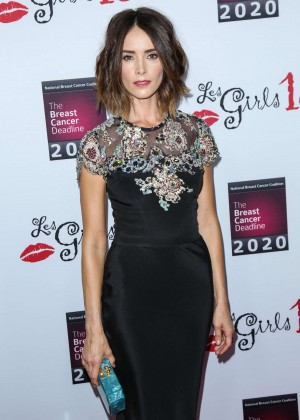 Abigail Spencer - 15th Annual Les Girls Cabaret to Benefit The NBCC in Los Angeles