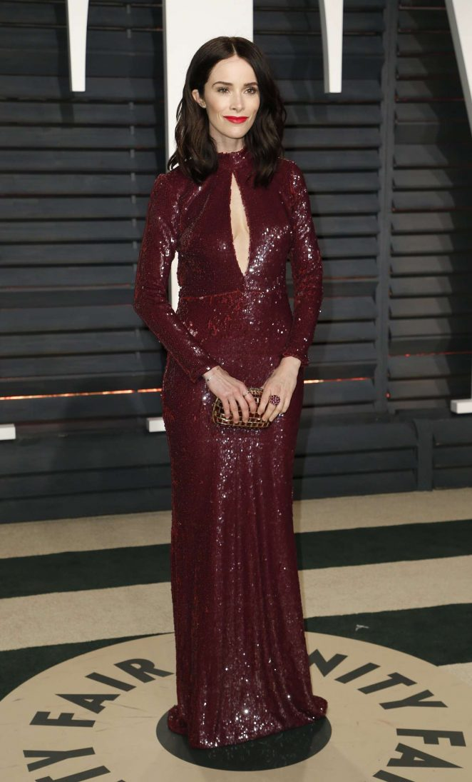 Abigail Spencer - 2017 Vanity Fair Oscar Party in Hollywood