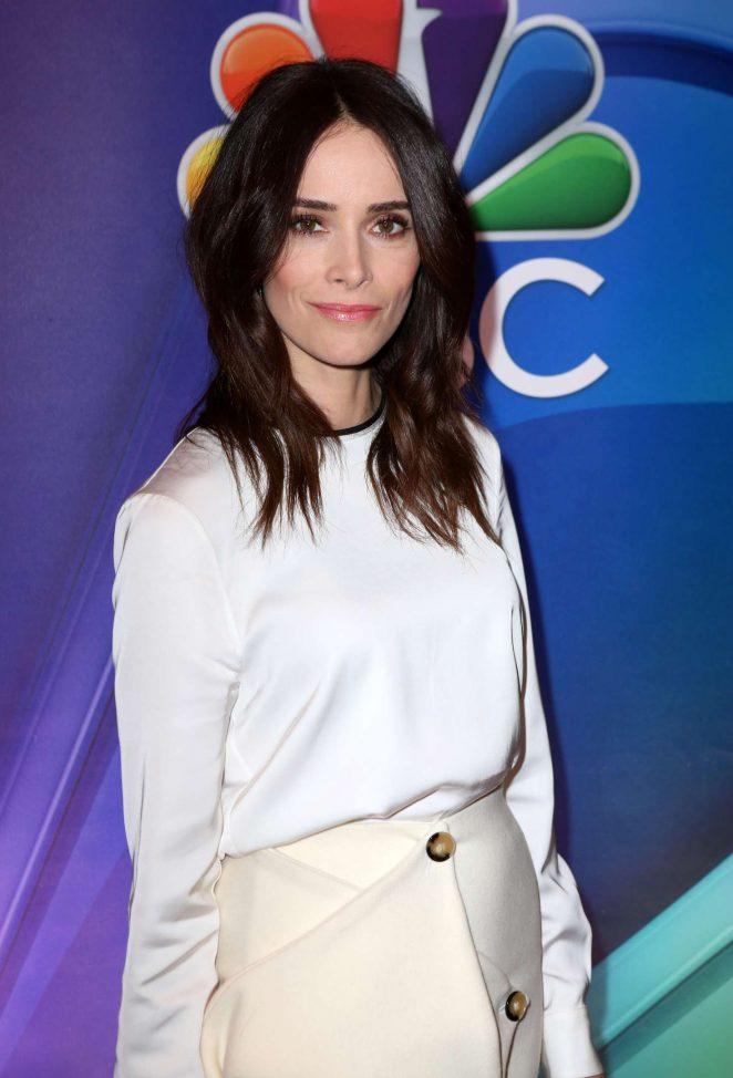 Abigail Spencer - 2018 NBC NY Midseason Press Junket in NYC