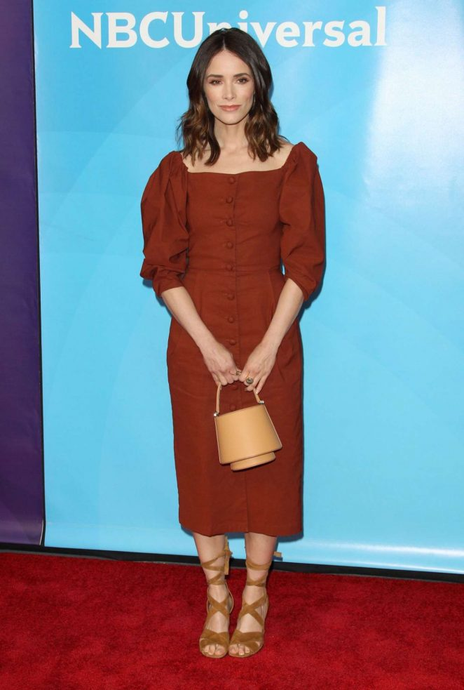 Abigail Spencer - 2018 NBCUniversal Summer Press Day in Universal City
