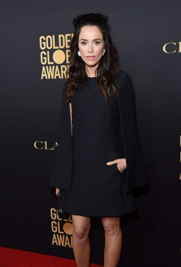 Abigail Spencer - 2019 HFPA And THR Golden Globe ambassador party in West Hollywood