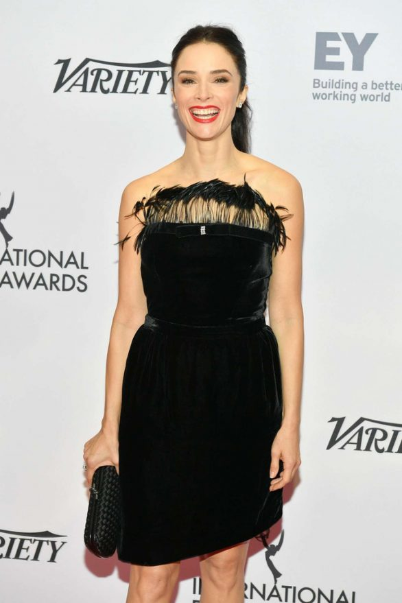 Abigail Spencer - 2019 International Emmy Awards Gala in NYC