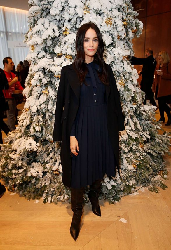 Abigail Spencer - 2019 St Jude Children's Hospital Holiday Celebration in West Hollywood