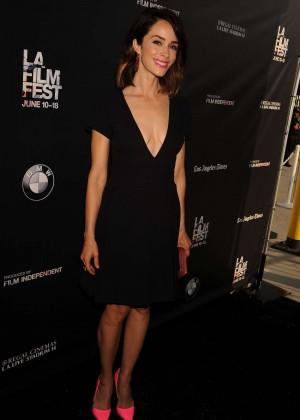 Abigail Spencer - 'A Beautiful Now' Premiere at 2015 LA Film Festival