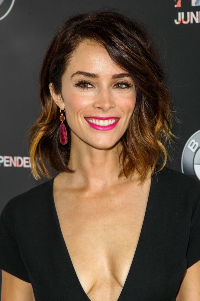 Abigail Spencer - 'A Beautiful Now' Premiere at 2015 LA Film Festival