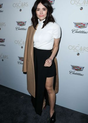 Abigail Spencer - Cadillac celebrates The 89th Annual Academy Awards in LA