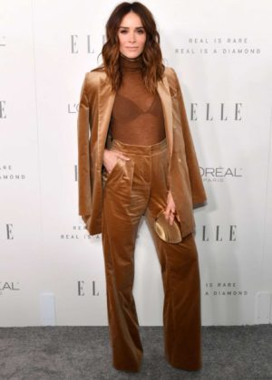 Abigail Spencer - ELLE's 24th Annual Women in Hollywood Celebration in LA