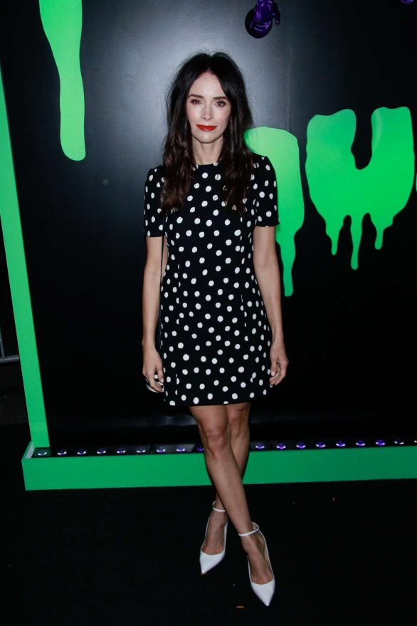 Abigail Spencer - 'Huluween Party' at New York Comic Con in New York City