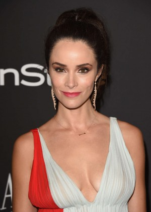 Abigail Spencer - InStyle And Warner Bros Golden Globes Party 2015 in Beverly Hills