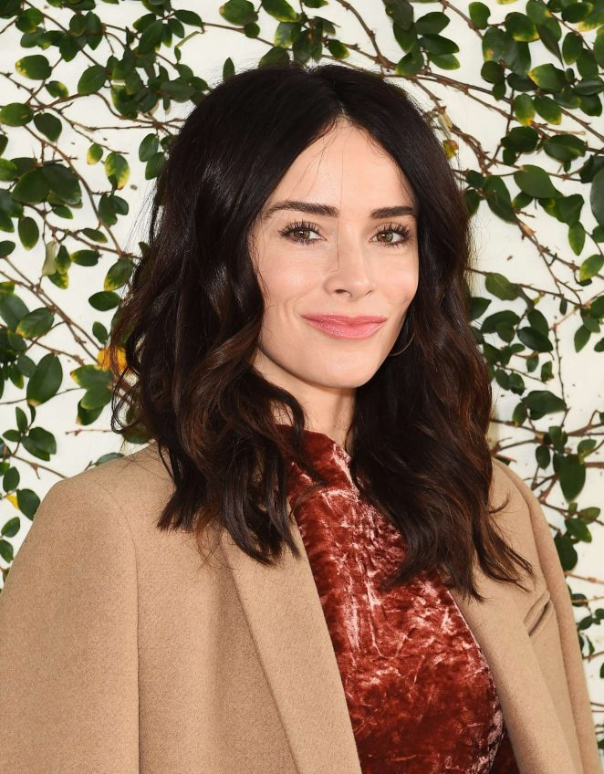 Abigail Spencer - Lynn Hirschberg Celebrates W Magazine's It Girls With Dior in LA