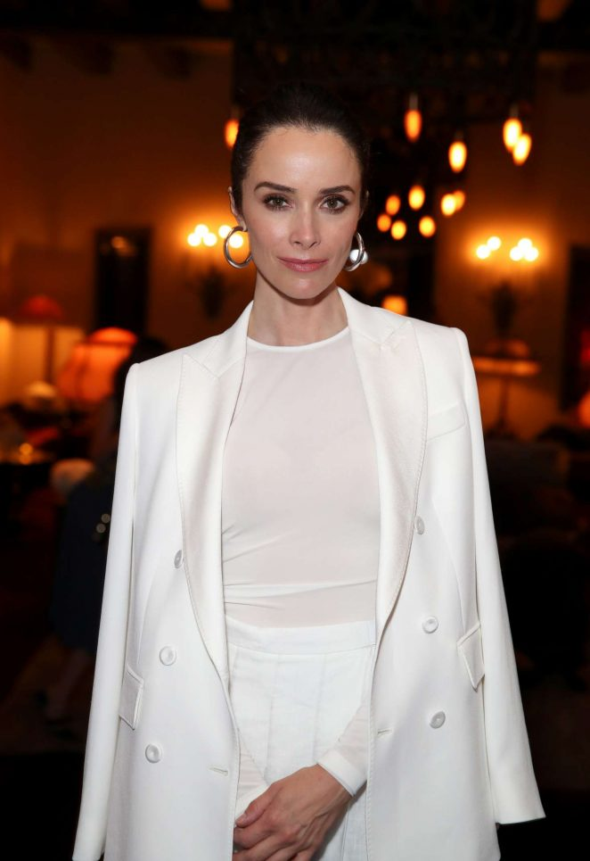 Abigail Spencer - Max Mara WIF Face Of The Future in Los Angeles