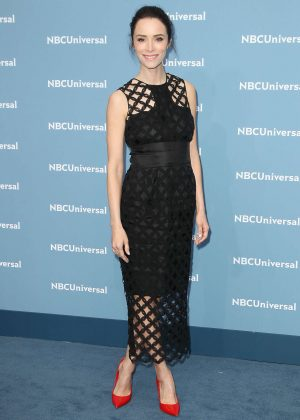 Abigail Spencer - NBCUniversal Upfront Presentation 2016 in New York City
