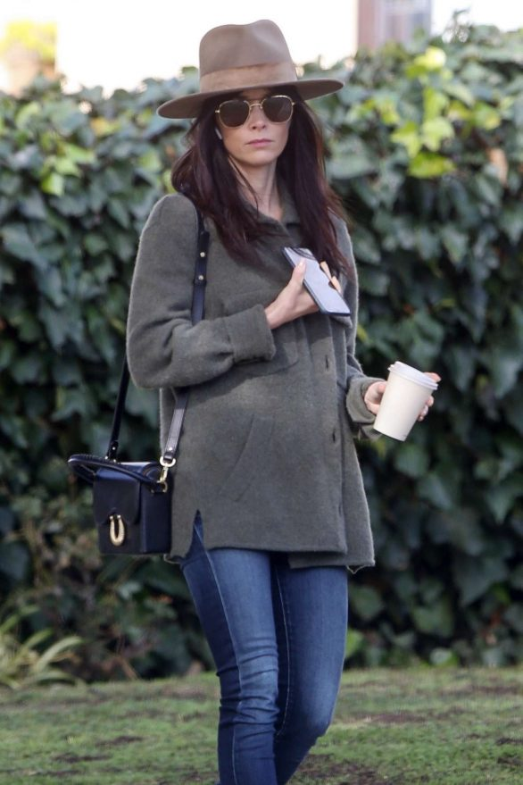 Abigail Spencer - Out in Los Angeles