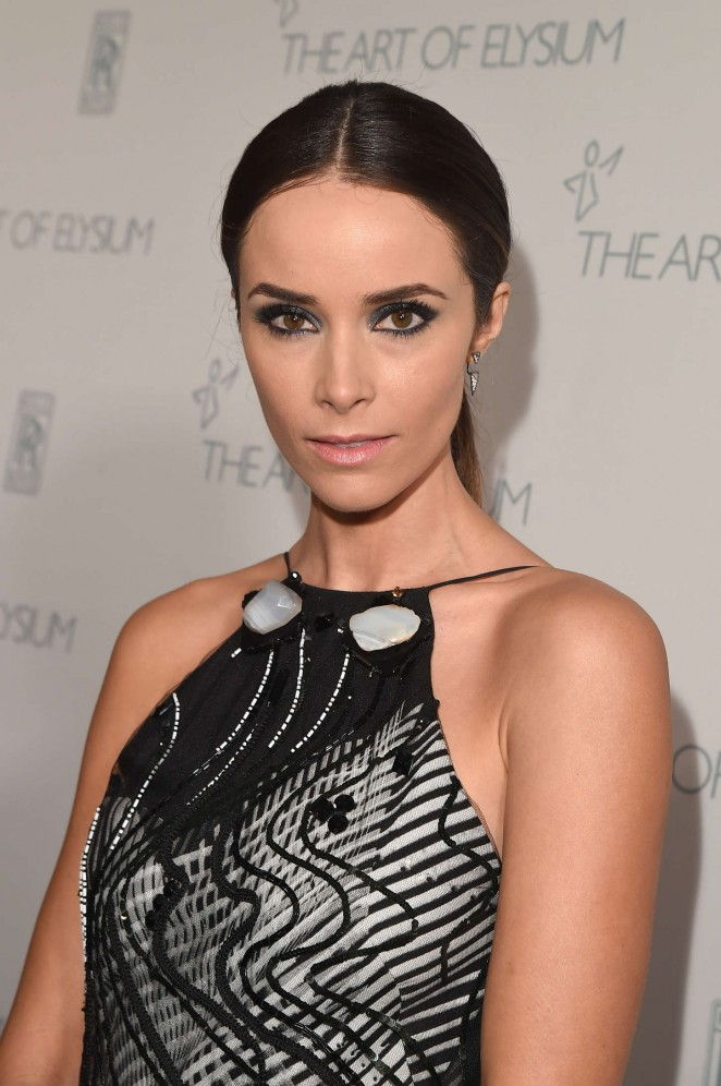 Abigail Spencer - The Art Of Elysium Marina Abramovic's HEAVEN in LA