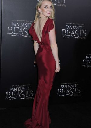 Abigayle Honeywill: Fantastic Beasts and Where to Find Them Premiere -02