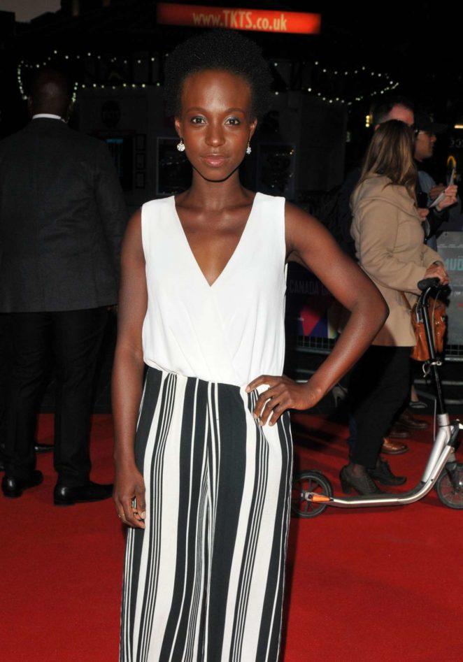 Abiola Ogunbiyi – 'Mudbound' Premiere Photocall in London