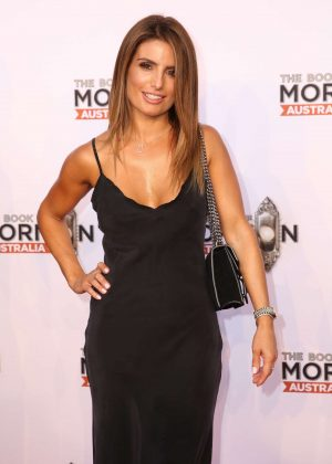 Ada Nicodemou - The Book of Mormon Opening Night in Sydney