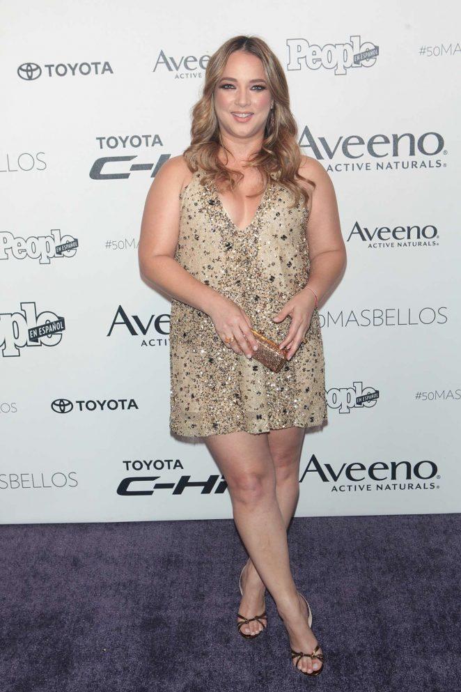 Adamari Lopez - 2017 People en Espanols 50 Most Beautiful Gala - New York