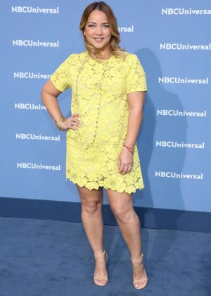Adamari Lopez - NBCUniversal Upfront Presentation 2016 in New York City