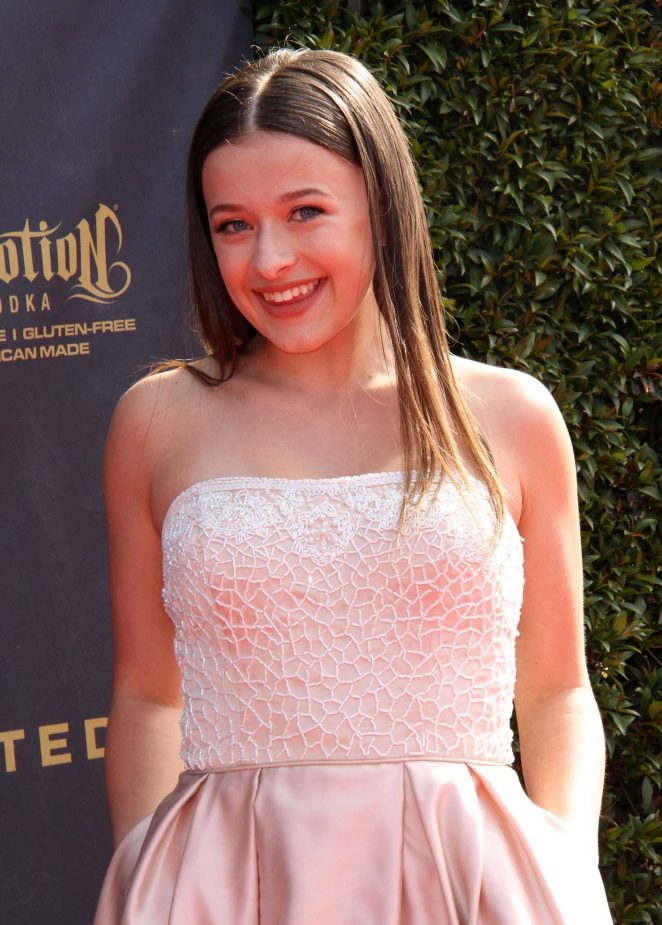 Addison Holley - 44th Annual Daytime Creative Arts Emmy Awards in Pasadena