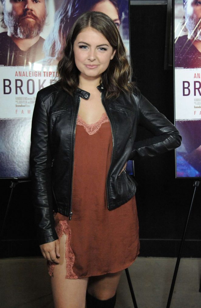 Addyson Bell - 'Broken Star' Premiere in Los Angeles