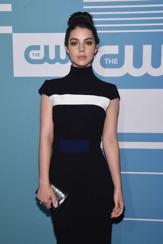 Adelaide Kane - CW Network's 2015 Upfront in NYC