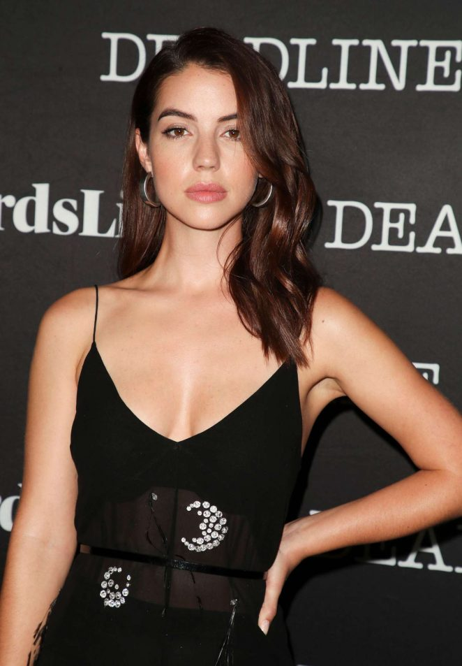 Adelaide Kane - Deadline Awards season kickoff in LA