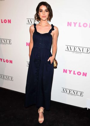 Adelaide Kane - Nylon Young Hollywood May Issue Event in LA