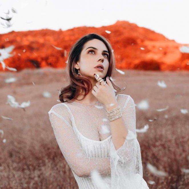 Adelaide Kane – Photographed by Natasha Wilson 2018