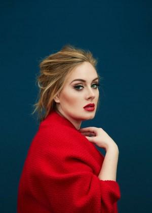 Adele - Time Magazine (December 2015)