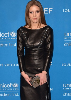 Adele Exarchopoulos: 6th Biennial UNICEF Ball -02