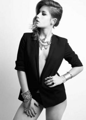 Adele Exarchopoulos - Ela Stone Jewelry Photography 2015