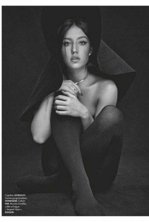 Adele Exarchopoulos - Elle magazine (France 2020)