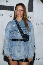 Adele Exarchopoulos - Givenchy Womenswear SS 2020 Show at Paris Fashion Week