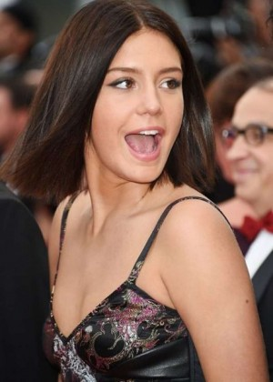Adele Exarchopoulos - 'Irrational Man' Premiere in Cannes
