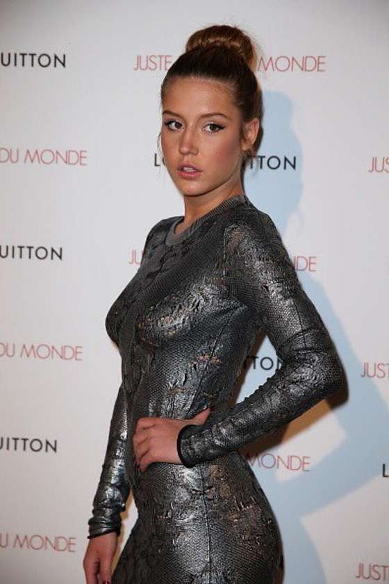 Adele Exarchopoulos - 'It's Olny The End of The World' After Party in Cannes