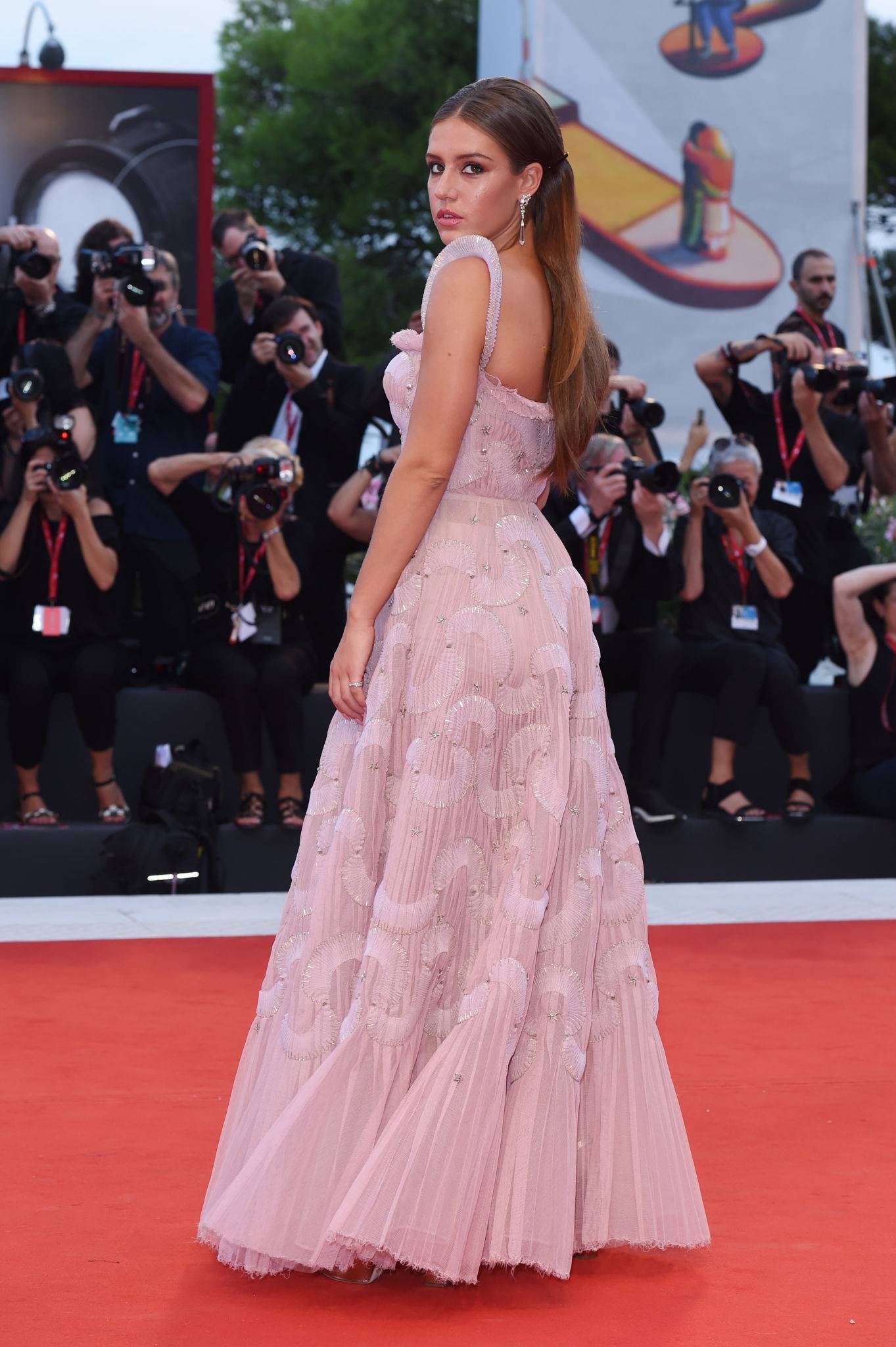 Adele Exarchopoulos - 'Joker' Screening at 2019 Venice Film Festival