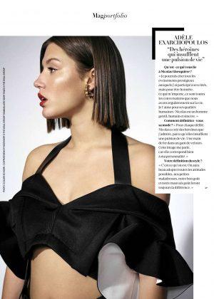 Adele Exarchopoulos - Madame Figaro Magazine (April 2018)
