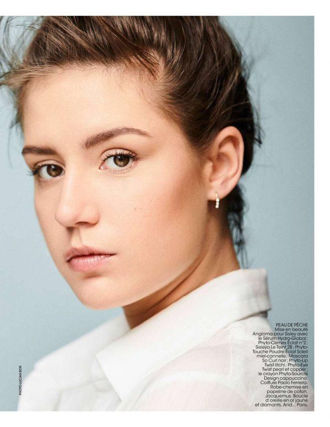 Adele Exarchopoulos – Madame Figaro Magazine (May 2018)