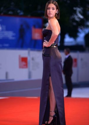 Adele Exarchopoulos - Racer And The Jailbird Premiere in Italy