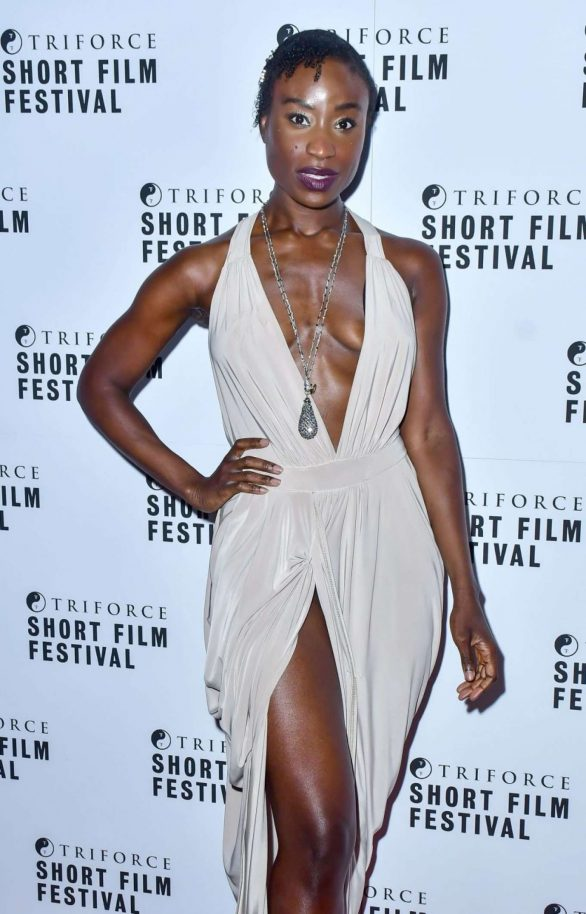 Adele Oni - TriForce Short Film Festival at BFI Southbank in London