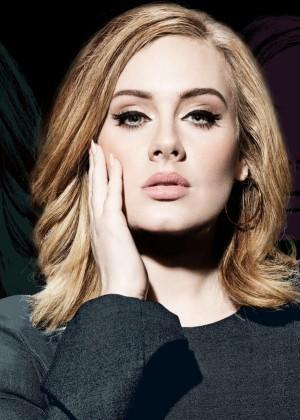 Adele - Saturday Night Live Photoshoot (November 2015)