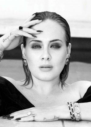 Adele - Vanity Fair US Magazine (December 2016)