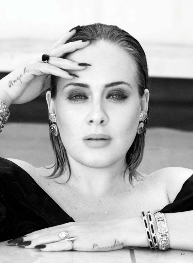 Adele - Vanity Fair US Magazine (December 2016)
