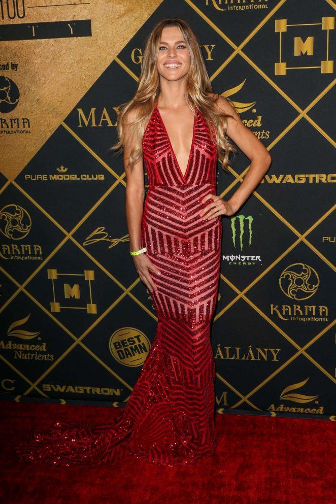Adeline Mocke - 2016 Maxim Hot 100 Party in Los Angeles