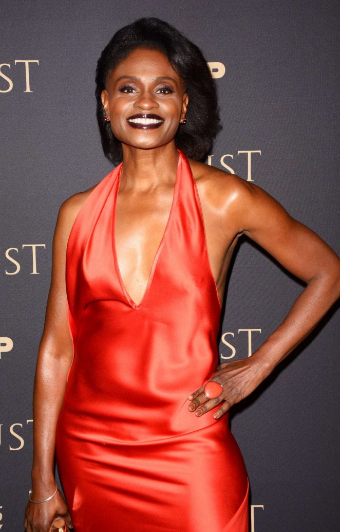 Adina Porter - 2018 FX All-Star Party in New York
