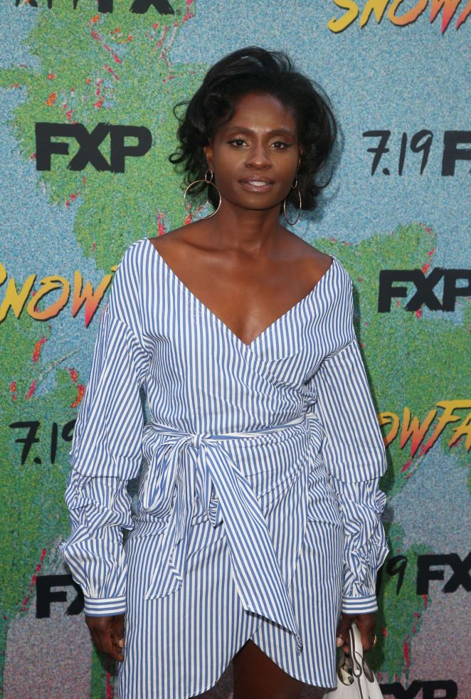 Adina Porter - 'Blindspotting' Premiere in New York